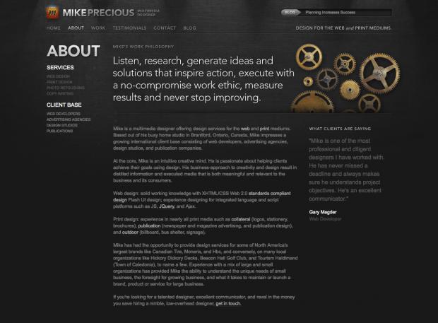http://mikeprecious.com/about/