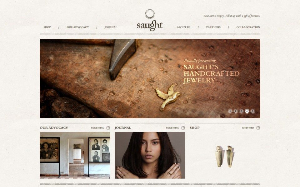 Sought Website