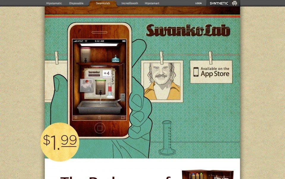 Swankolab App