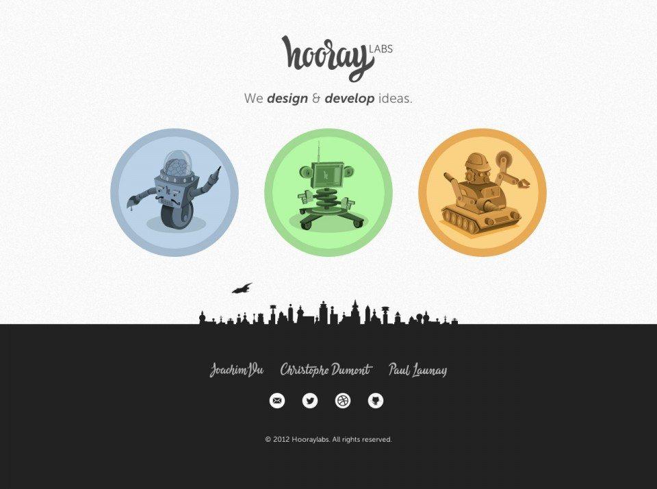 Hooray Labs Design and Development