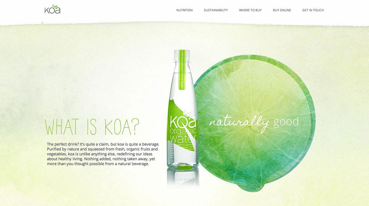 koa-water