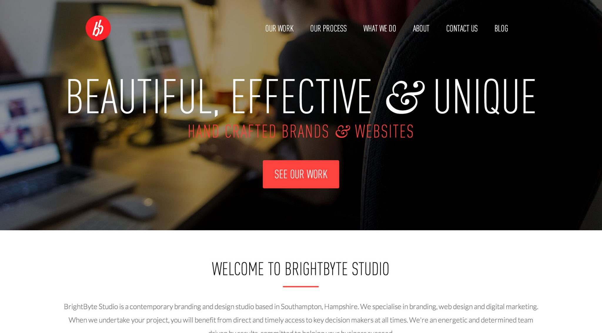 brightbyte-website