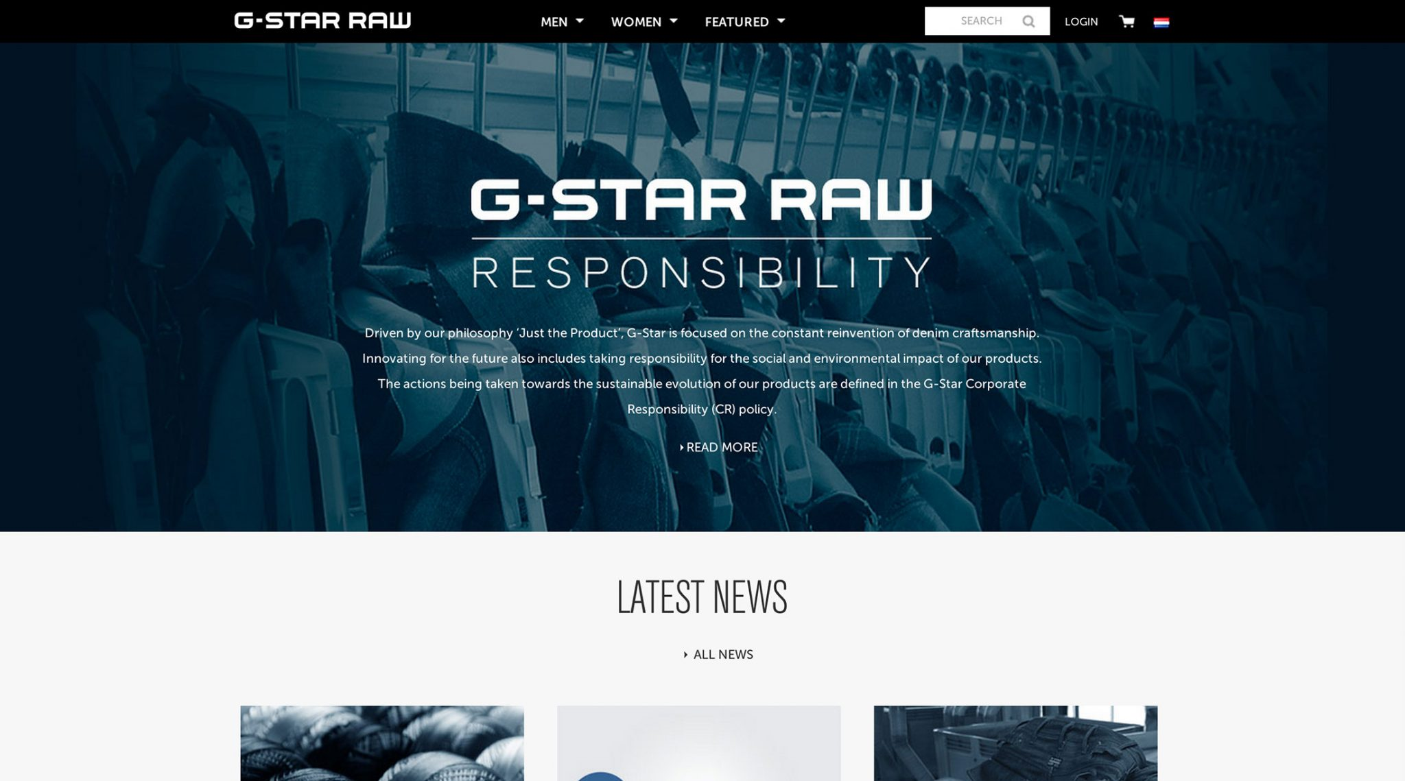 website design inspiration fix for january 31st 2014